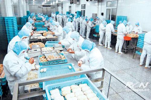如皋经济开发区:长寿食品做响品牌