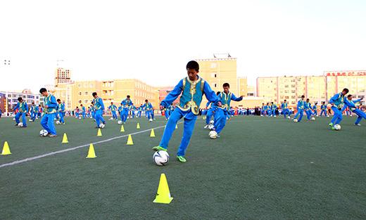2所足球特色幼儿园,下一步