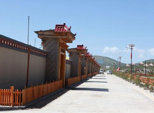 """甘南州:环保科技打造生态藏乡 """"互联网+""""助推脱贫致富"""