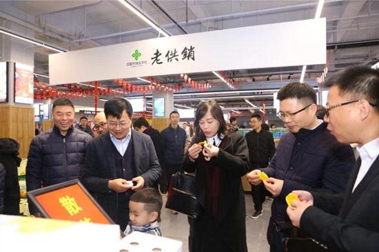 温州:供销老牌子擦出新亮色