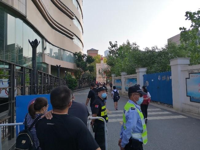 [網連中國]勤儉節約、防疫新垣sena防災多地中小學迎來開學第一課