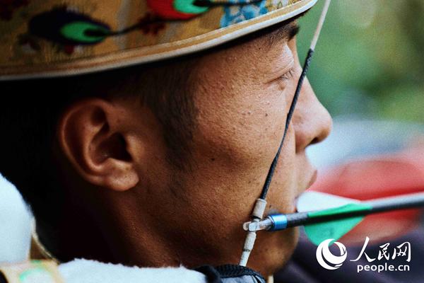 """西藏非遗工布响箭:穿越历史的""""毕秀"""""""