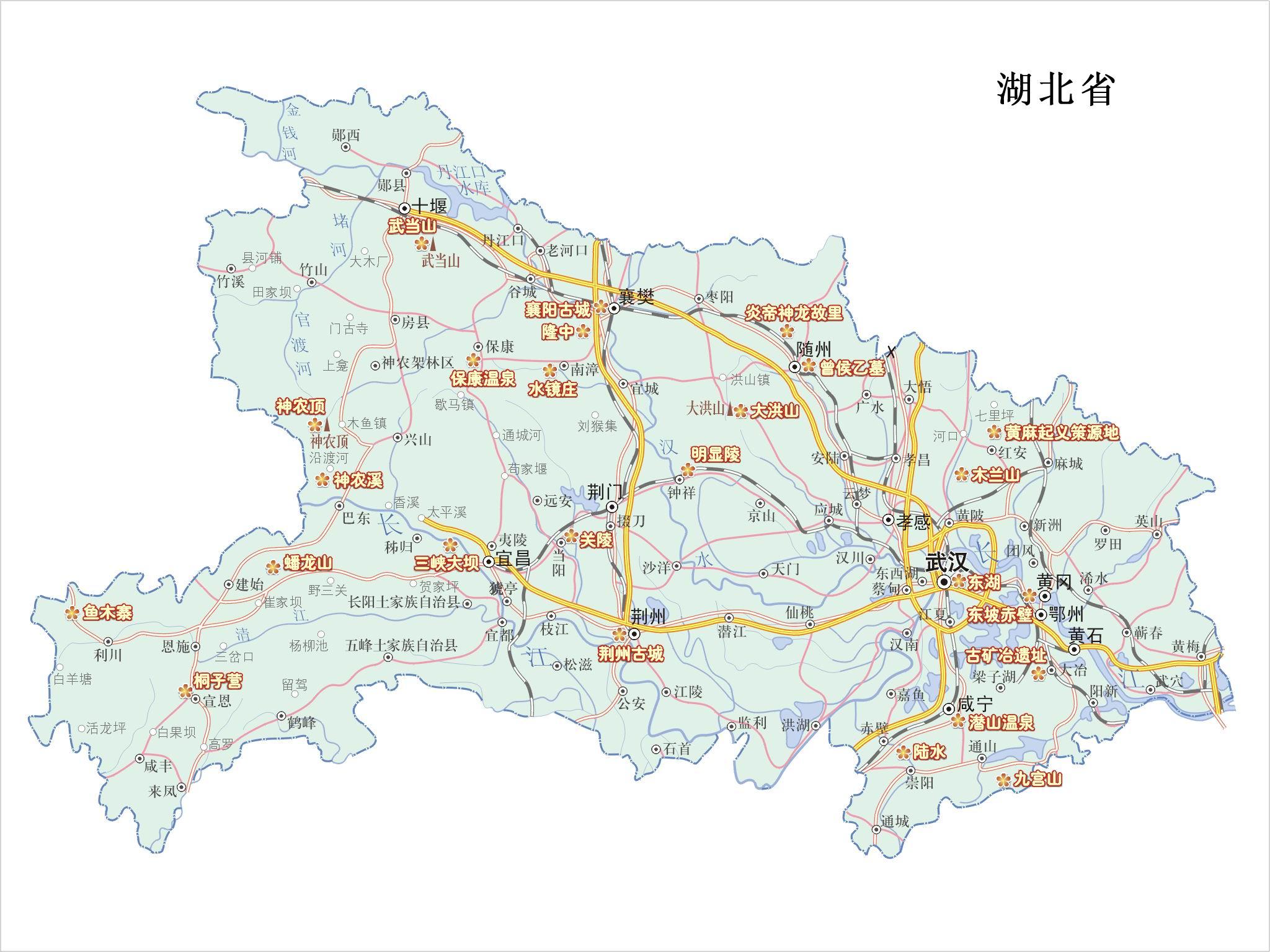 地方行政區劃地圖
