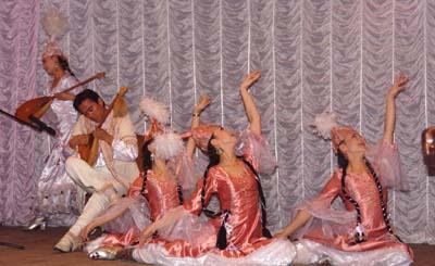 新疆塔城地区文化交流代表团赴哈萨克斯坦见闻