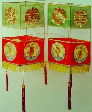 潍坊图纸的餐桌(7)种类旋转风筝图片