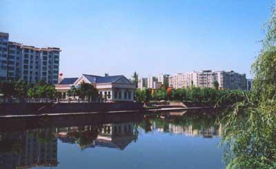 广安城市建设概况