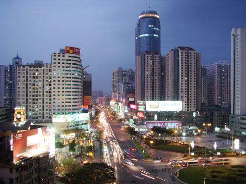 惠州惠城区:三大会战应对金融危机