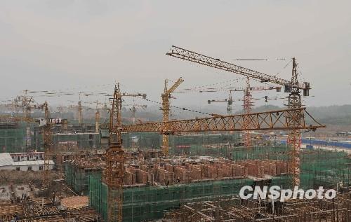 北川羌族自治县新县城建设已顺利完成首期征地拆迁 规划设计,
