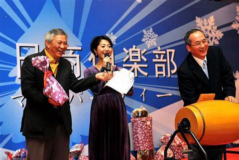 苏州日商俱乐部圣诞晚会在苏州高新区举行
