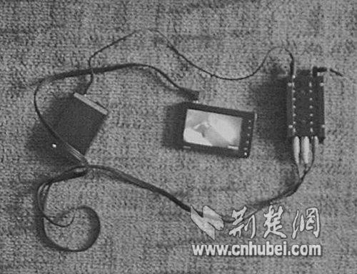 宜昌男子宾馆装摄像机 3个月偷拍多部性爱录像