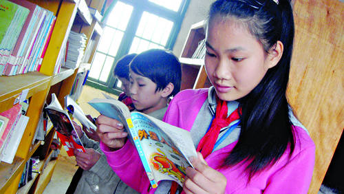 南宁学校读物课外小学匮乏农村赠书活动进行托管天河爱心图片
