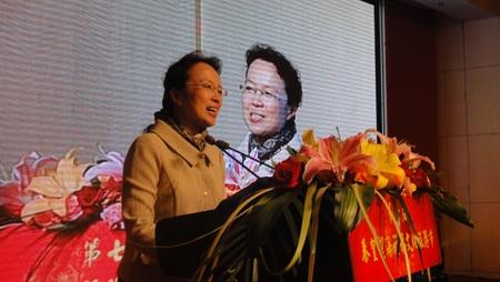 秦皇岛市委常委,宣传部部长时晓峰代表主办方致辞