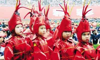 中国·盱眙国际龙虾节隆重开幕