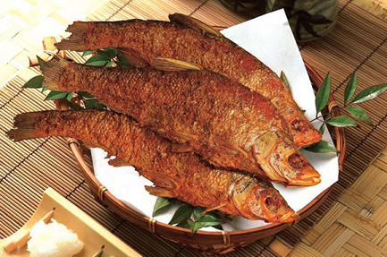 任丘白洋淀熏鱼是什么?