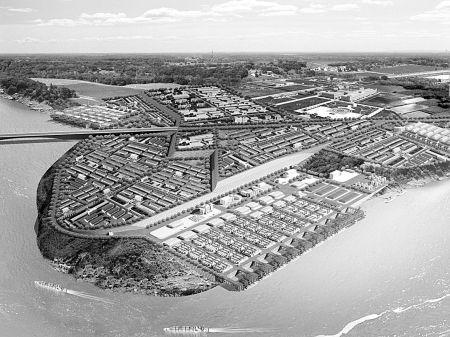 50亿造广安 朝天门 大港口给力大城市图片
