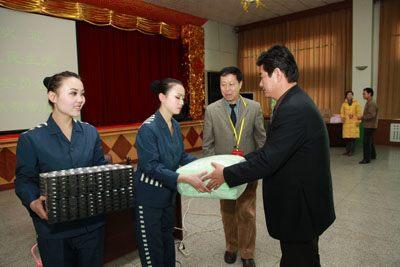陕西省女子监狱举办庆祝三八妇女节系列活动